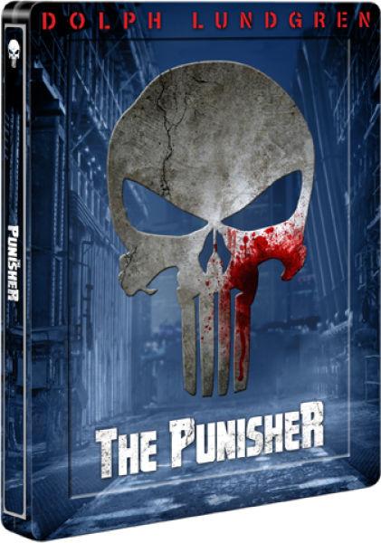The Punisher (Dolph Lundgren) - Zavvi Exclusive Steelbook (UK EDITION)