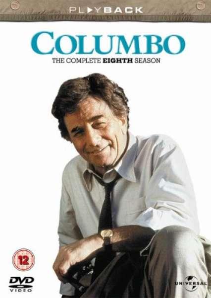 Columbo The Complete 8th Season Dvd Zavvi