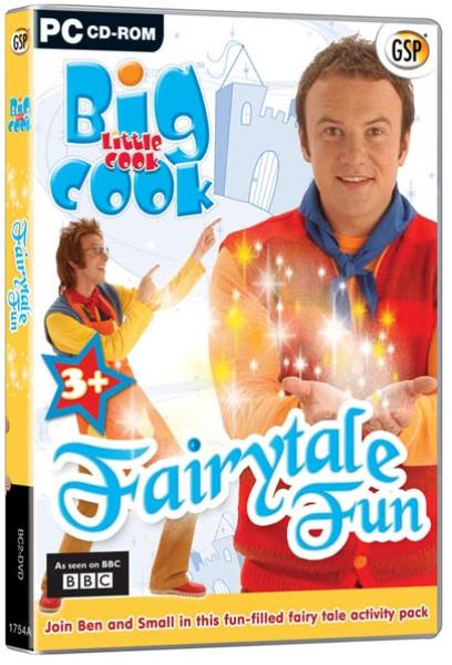 Big Cook Little Cook - Fairytale Fun Computing : Zavvi.com