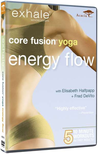 Exhale Core Energy Flow Yoga