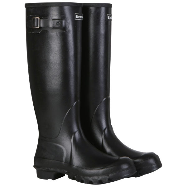 Barbour Unisex  Town and Country Wellington Boots - Black