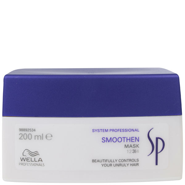 Wella SP Smoothen Maske 200ml