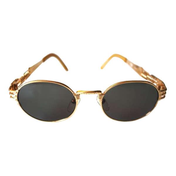 8bcff9ca4605d Rare Vintage Jean Paul Gaultier 56-6106 Sunglasses  Image 1