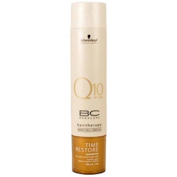 9d8f369c77 Schwarzkopf BC Bonacure Time Restore Q10 Shampoo (250ml) | Free US Shipping  | lookfantastic