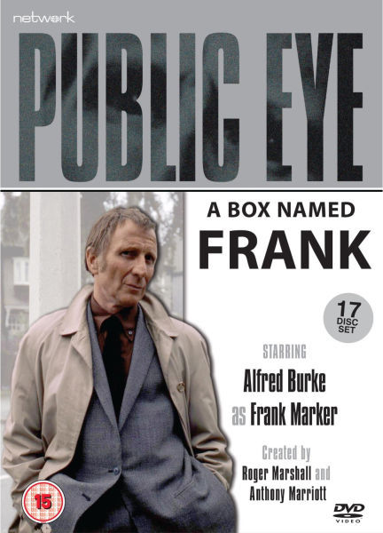 Public Eye - The Complete Series