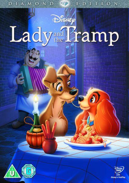 Lady and the Tramp DVD  Zavvicom