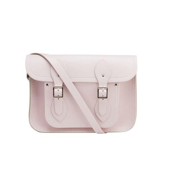 The Cambridge Satchel Company 11 Inch Leather Satchel - Peach Pink
