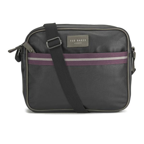Ted Baker Men s Core Webbing Despatch Bag - Black  0cfde03848dc4