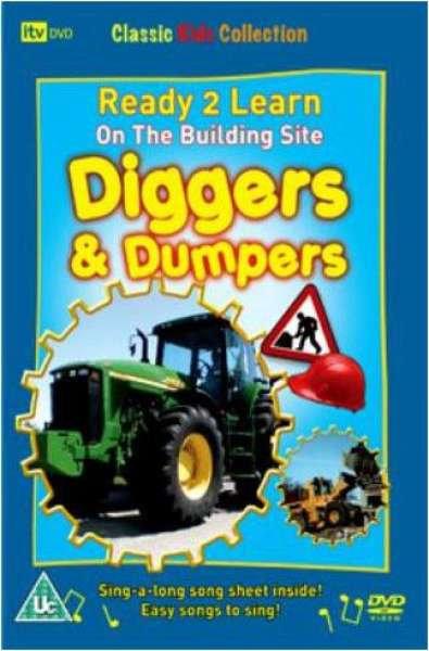 Ready 2 Learn - Diggers