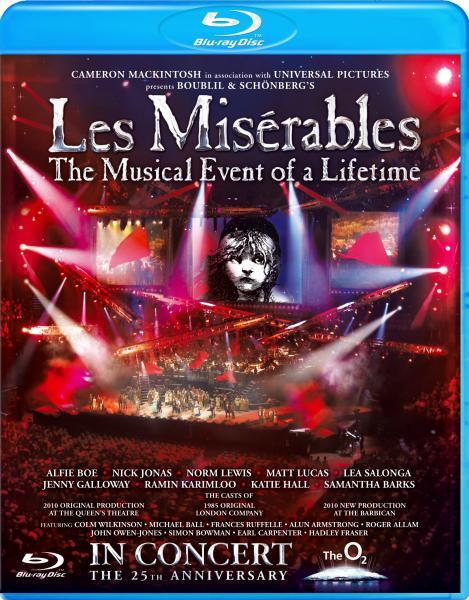 Les Misérables Comédie Musicale -Édition 25ème Anniversaire