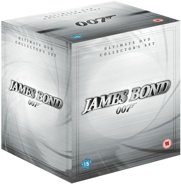 James Bond: Ultimate DVD Collector's Set