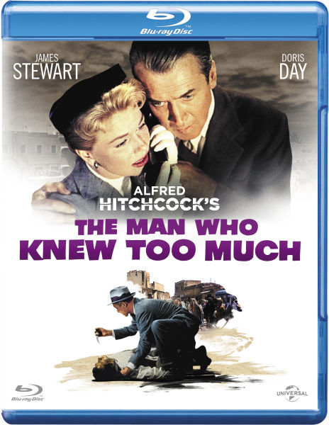 The Man Who Knew Too Much (1956) Blu-ray