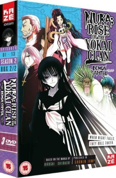 Nura: Rise of the Yokai Clan - Season 2: Part 2