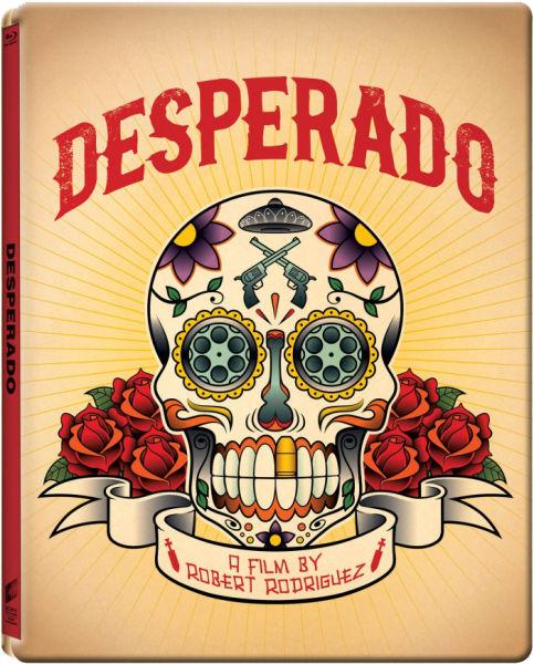 Desperado - Gallery 1988 Range - Zavvi Exclusive Limited Edition Steelbook (2000 Only)