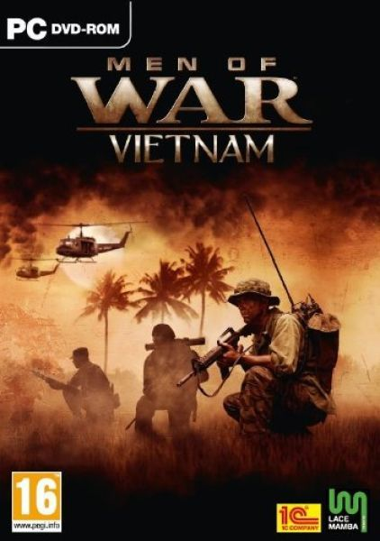 Men Of War Vietnam Pc Zavvi