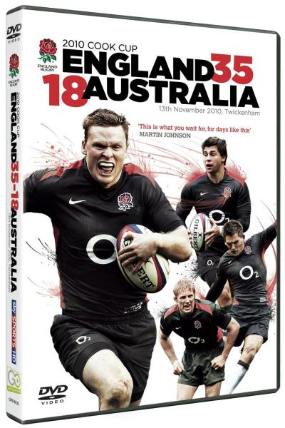2010 Cook Cup: England 35 - 18 Australia