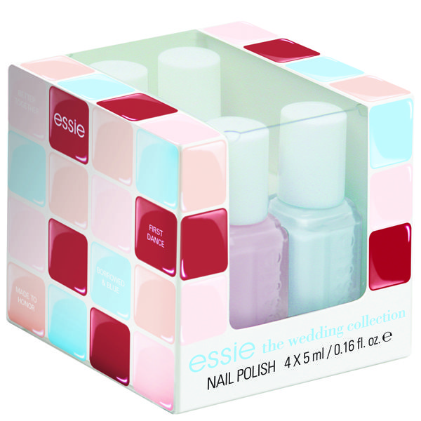 essie The Wedding Collection Mini Pack
