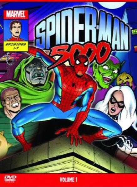 Spider Man 5000 Volume 1 Dvd Zavvi