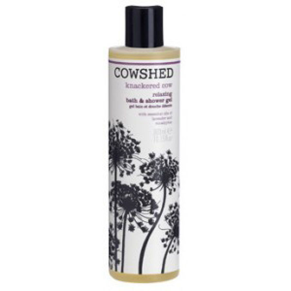 Cowshed Knackered Cow  - Relaxing Bath & Shower Gel (300ml)