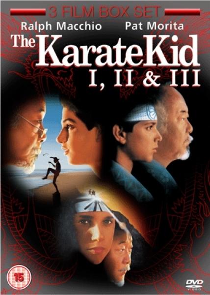 2 Sleeve Karate Kid 3lenticular The dQCshotrxB