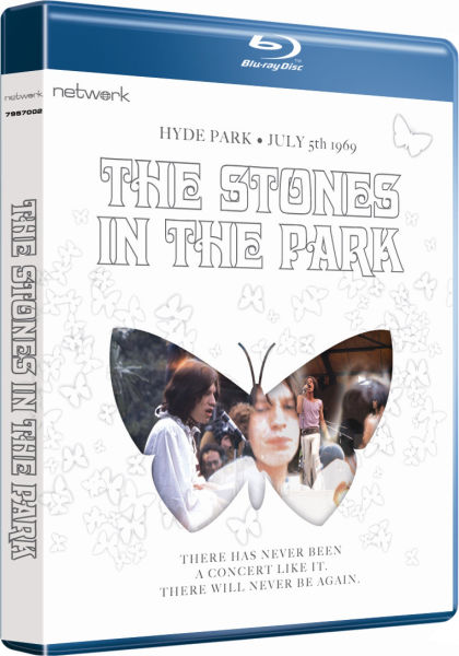 The Stones in the Park