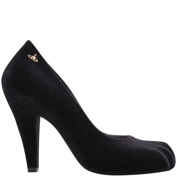 Vivienne Westwood for Melissa Women's Animal Toe Heels - Black