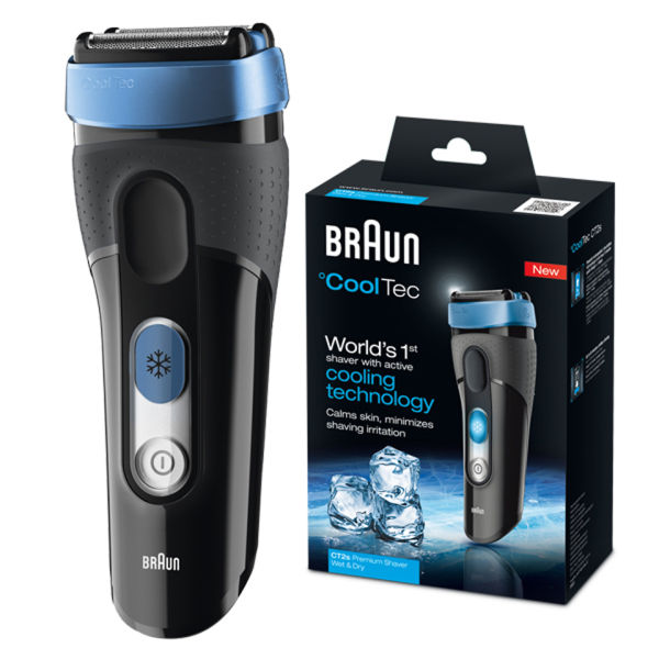 Braun Cooltec CT2S Shaver