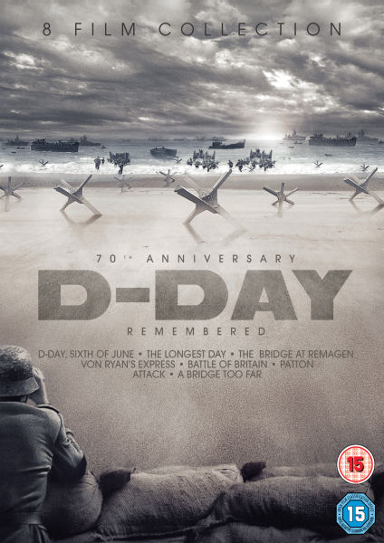 The D-day Collection (Includes 8 Films)