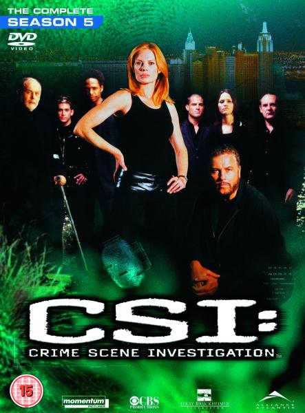 CSI: Crime Scene Investigation - Complete Season 5