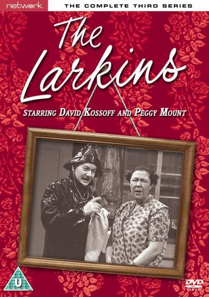 The Larkins - Series 3 Complete