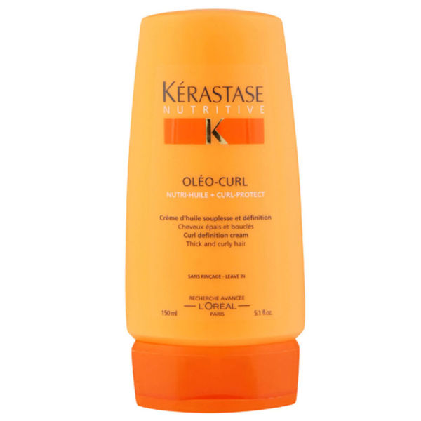 k rastase nutritive oleo curl creme huile 150ml haarkur f r lockiges haar gratis. Black Bedroom Furniture Sets. Home Design Ideas