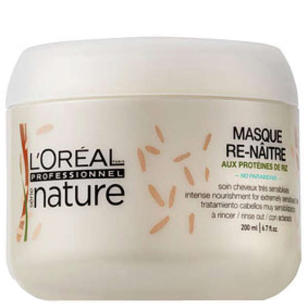 L Or 233 Al Professionnel Serie Nature Masque Re Naitre For