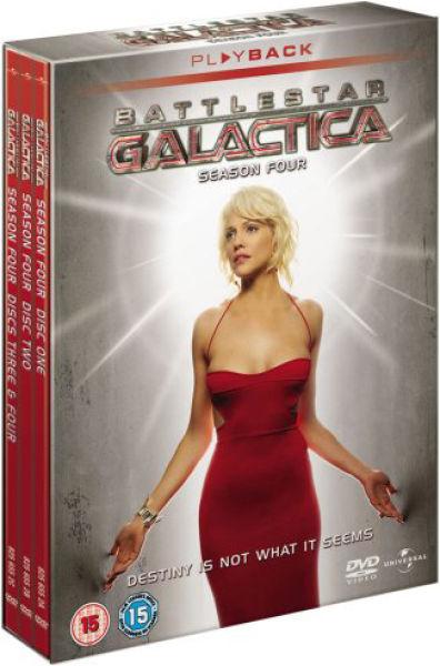 Battlestar Galactica - Season 4 - Red Tag Edition