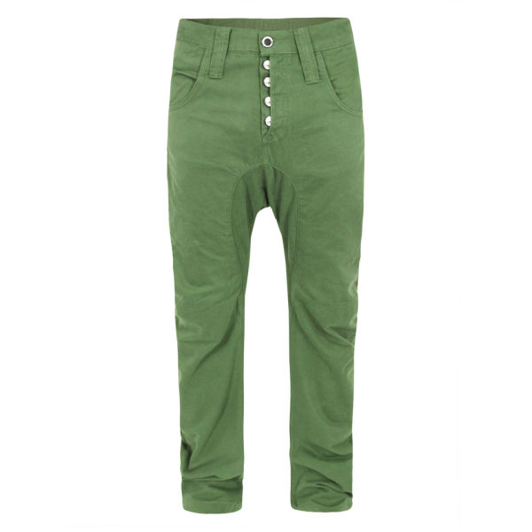 Humor Men's Santiago Trousers - Green