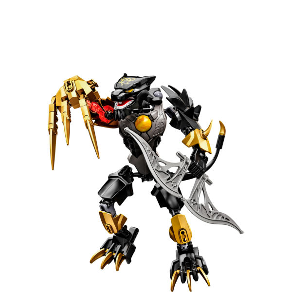 Lego Legends Of Chima Construction Chi Panthar 70208 Toys Zavvi