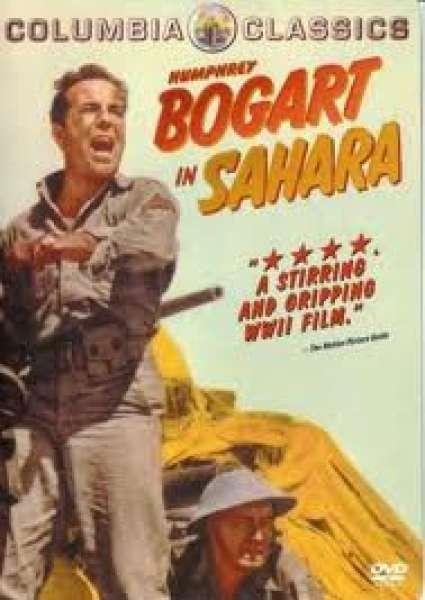 Sahara 1943 Dvd Zavvi