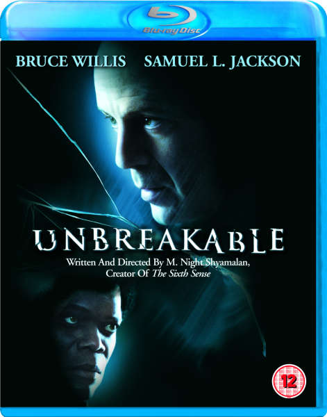 Unbreakable Blu Ray Zavvi