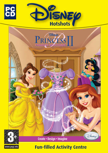 Fashion Games Disney LOL 92