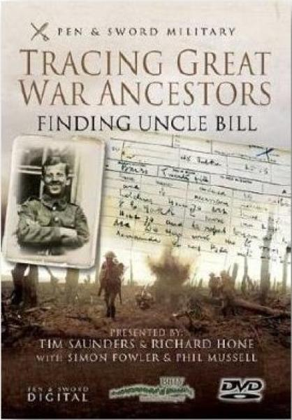 Tracing Great War Ancestors-Finding Uncle Bill