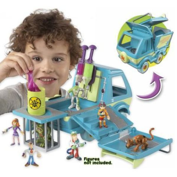 Scooby Doo S Ghostbusters Mystery Machine Toys Zavvi