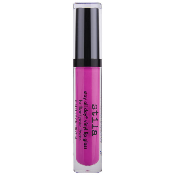 Stila Stay All Day Vinyl Lip Gloss in Hot Pink
