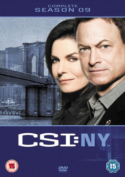 CSI: New York - Complete Season 9