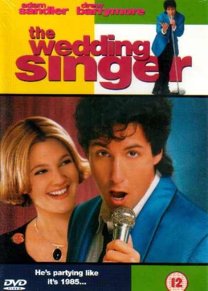 The Wedding Singer Dvd Zavvi Com