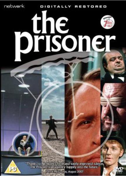 the prisoner dvd
