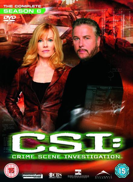 CSI: Crime Scene Investigation - Complete Season 6