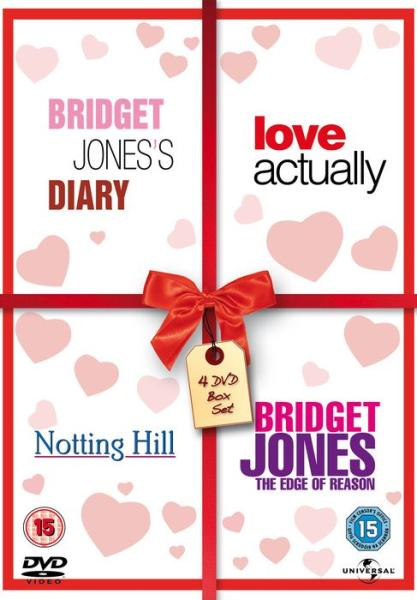 Romantic Comedy Box Set 2011