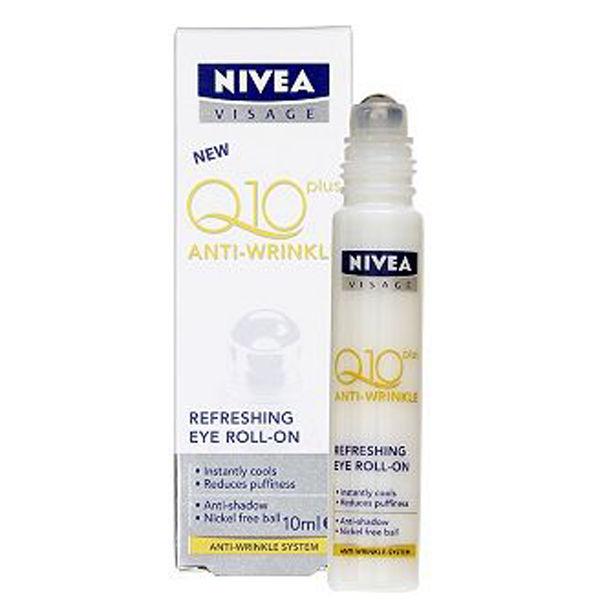 Nivea Visage Q10 Plus Anti Wrinkle Eye Roll On 10ml