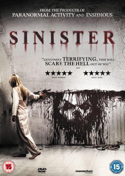 Sinister DVD | Zavvi