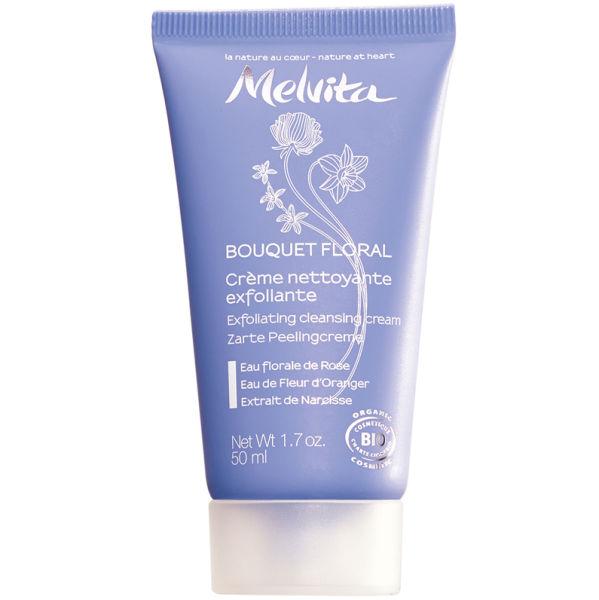 Crema limpiadora exfoliante Melvita 50ml
