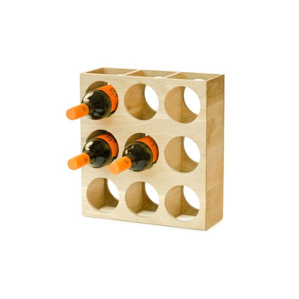 Wireworks Nine-0 Nine Bottle Rack
